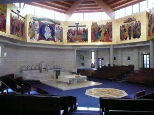 Projekt kościoła