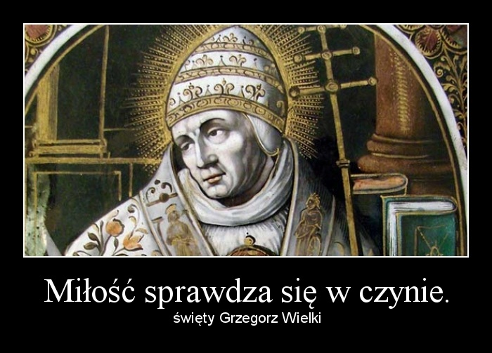 Grzegorz wielki akt